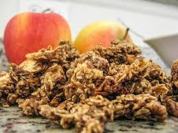 2. Apples and Granola
