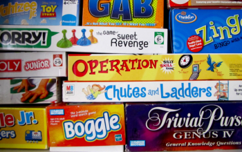 9. Board Games for Screen Free Days