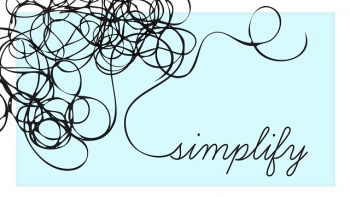 10. Simplify Your Life
