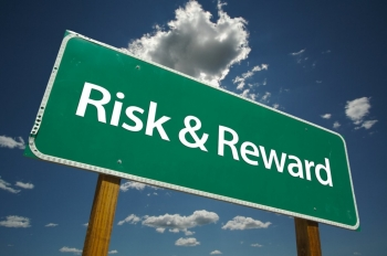 1. Try To Take Risks For Greater Rewards