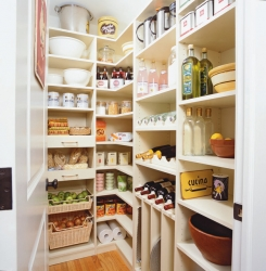 3. Stock Your Pantry