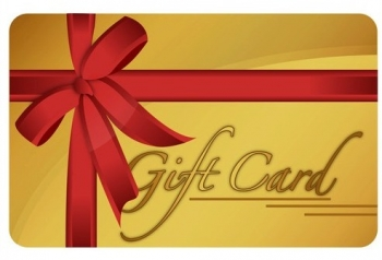 1. Gift Cards
