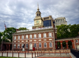 1. Independence Hall
