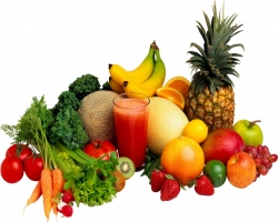 2. Eat More Fruits And Vegetables