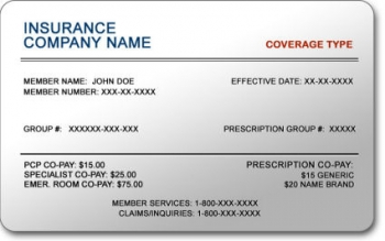 5. HEALTH INSURANCE CARDS