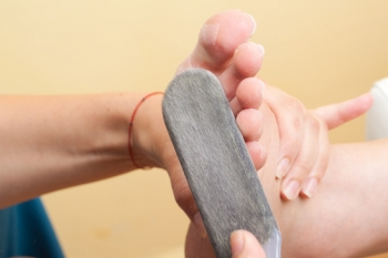 2. Sand Your Own Calluses