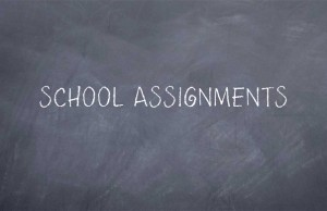 1. First-Hand Knowledge Of School Assignments