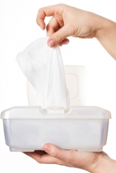 2. Here a wipe - There a wipe...