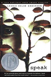 1. Speak by Laurie Halse Anderson