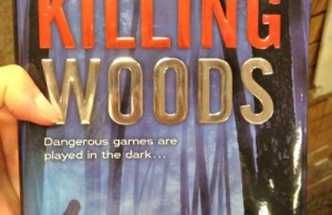 4.  The Killing Woods By Lucy Christopher