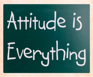1. They Know Attitude Is Everything