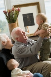 4. Let Your In-Laws Babysit Again