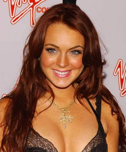 lindsay lohan mean girls pics. LINDSAY LOHAN – WHY SHE#39;S A