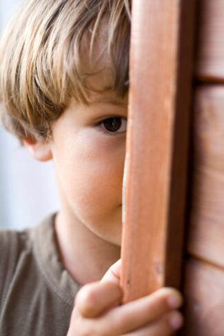 Ask Rene: My Son Is Painfully Shy