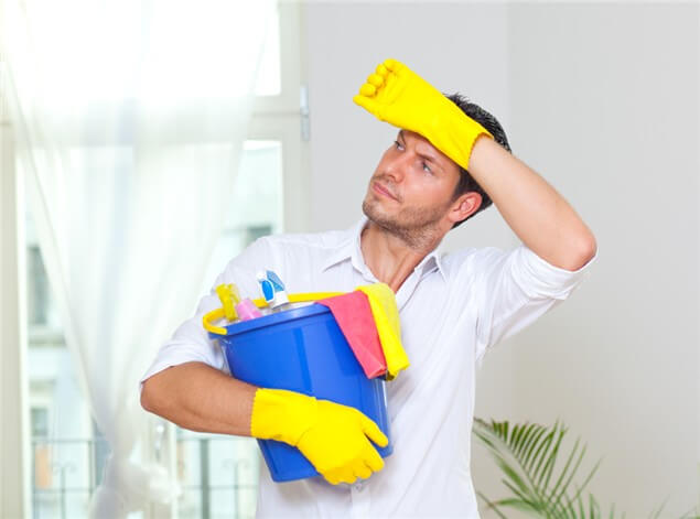 men housework