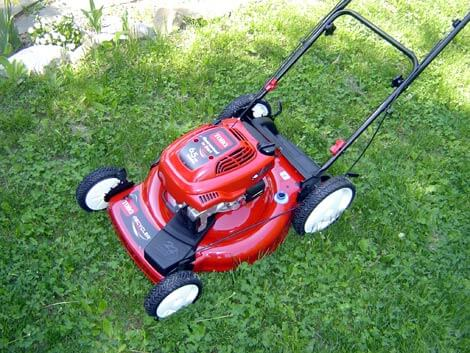 Make mower go faster, smaller pulley - Lawn Mower Forum