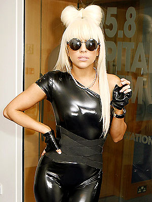 lady gaga is a role model As a role model for bisexuals, while i can't promise to be as visually exciting or as musically talented as lady gaga or miley cyrus, i hope i'll go some way to making some chha chha changes.