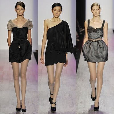 mini-skirts-fasion show