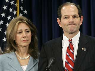 spitzer and wife