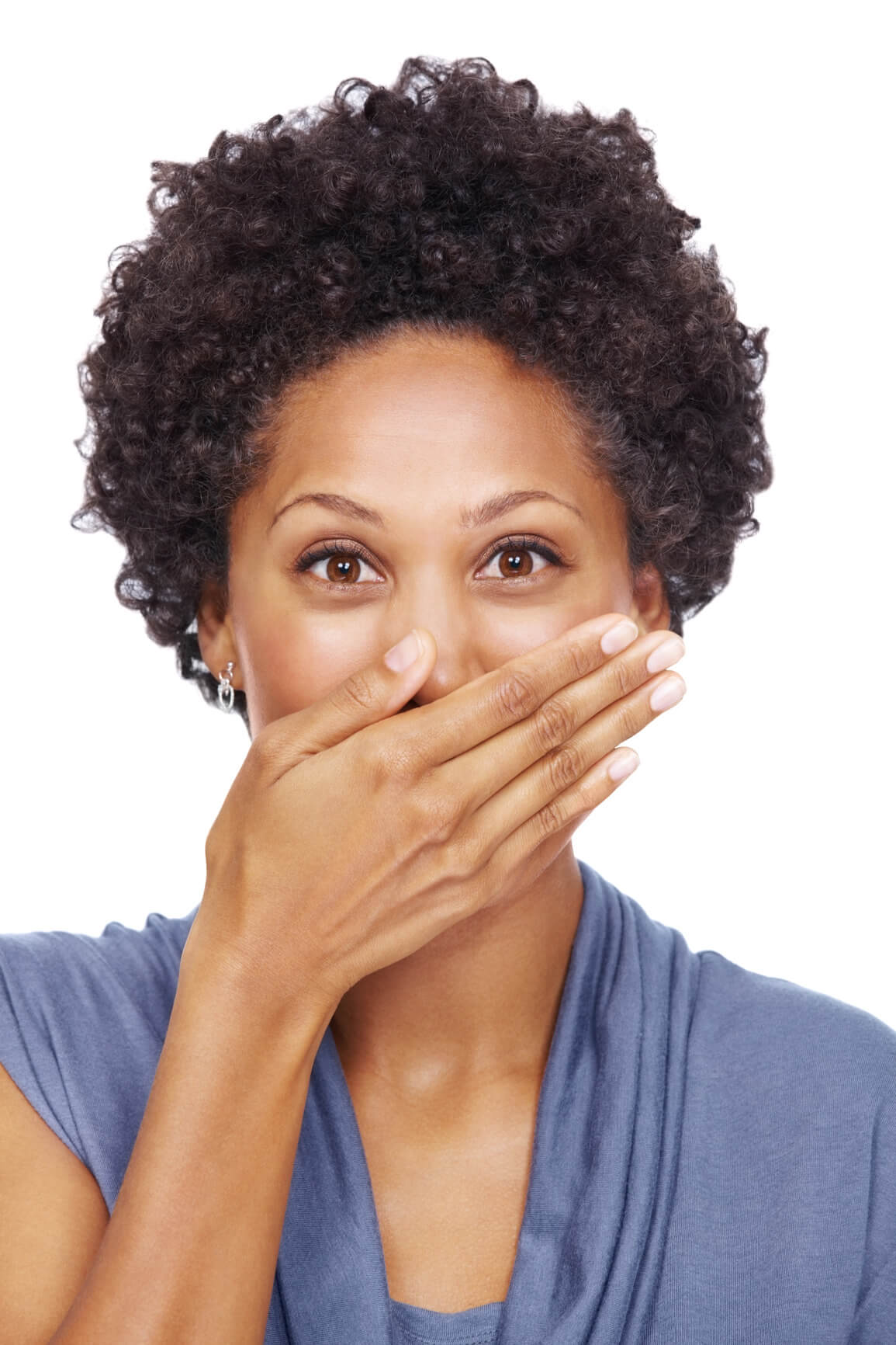 smiling-young-woman-covering-her-mouth-with-hand