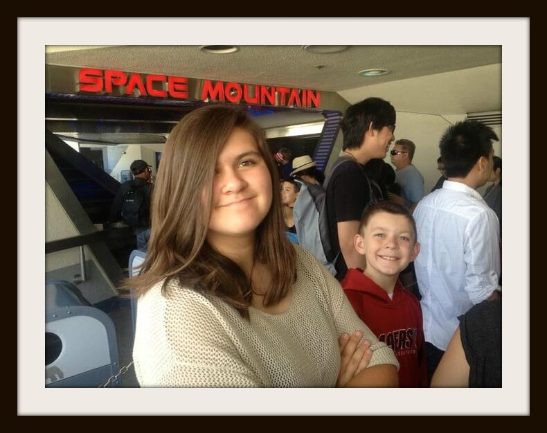 hannah space mountain