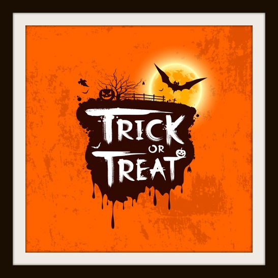 photodune-5816713-halloween-trick-or-treat-message-on-orange-background-xs