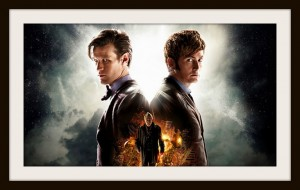 Day of the Doctor, courtesy BBC America.