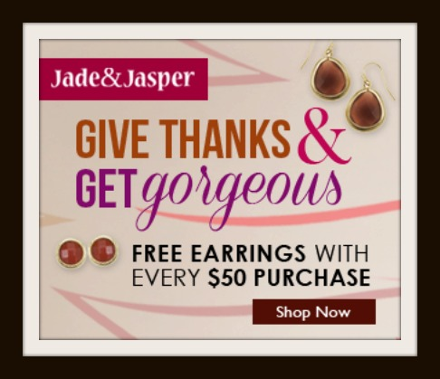 jade and jasper  give thank ad