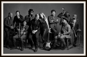 The Tedeschi Trucks Band. Photo by Mark Seliger