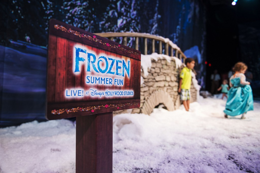 """Frozen Summer Fun LIVE! at Disney's Hollywood Studios"""