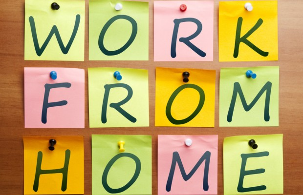 Work from home myths