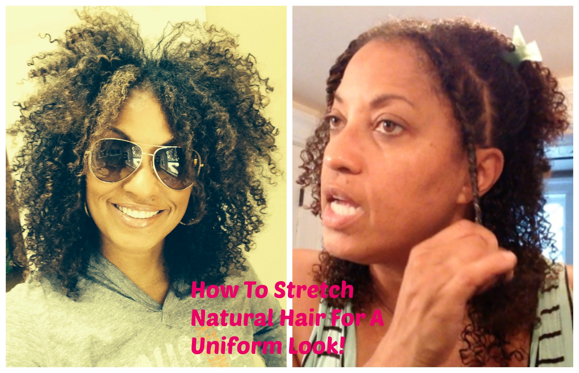 Good Ways To Style Naturally Curly Hair