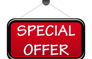 Special offer display
