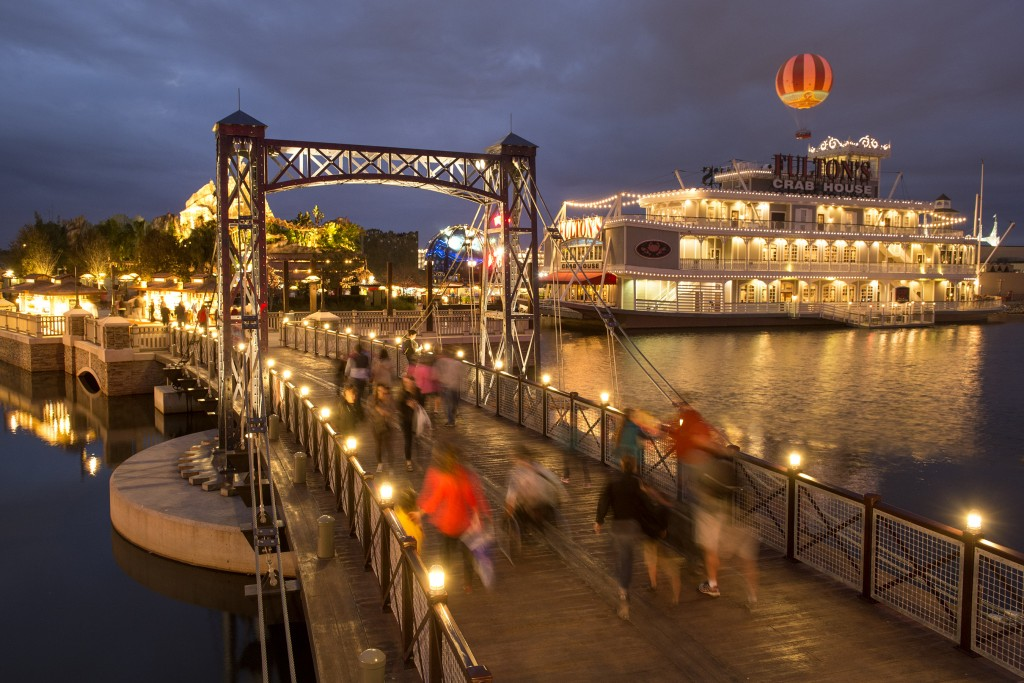 Downtown Disney Welcomes Pedestrian Causeway