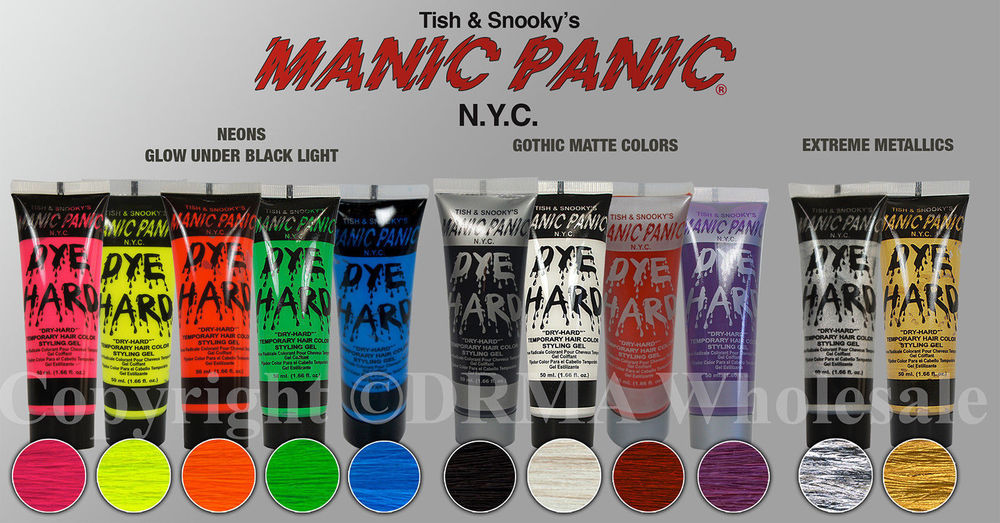Manic Panic Temporary Hair Color Review Best Hair Color 2018