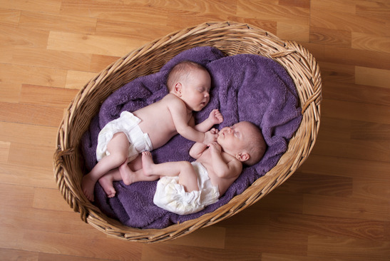 Tales from a twin mom telling your identical twins apart