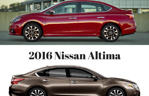 Let\'s ROLL! A Preview Of Nissan Sentra And Nissan Altima (VIDEO ...