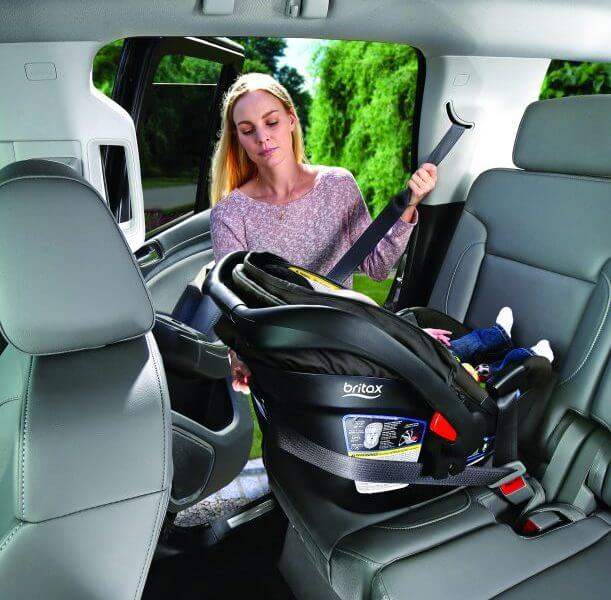Good Enough Mother And Britax Learn More About Endeavours Infant Car Seat VIDEO GIVEAWAY